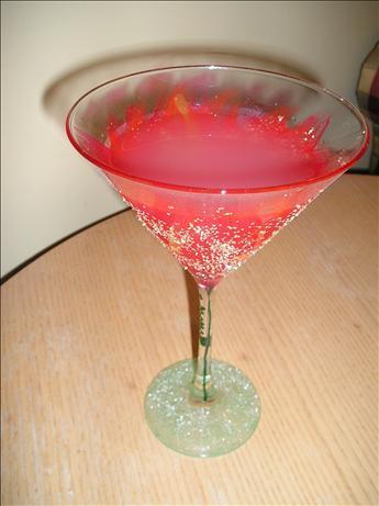 Limey Martini