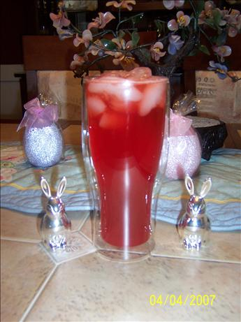 Cranberry-Cherry Punch