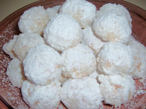 Macnut Tea Cookies
