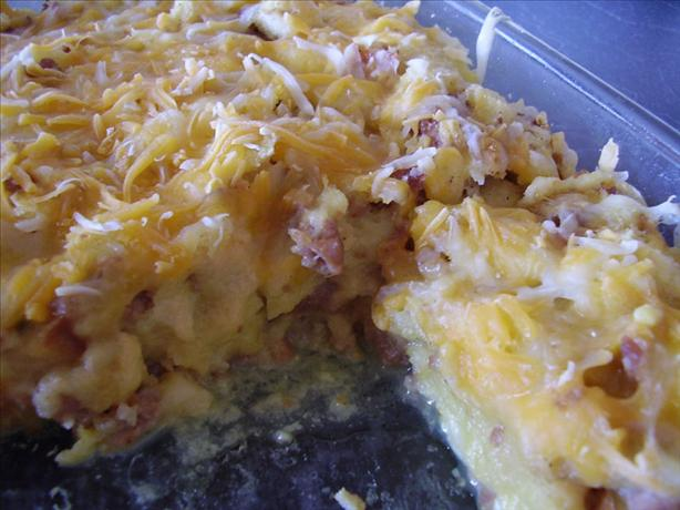 Guilt-Free Breakfast Casserole!