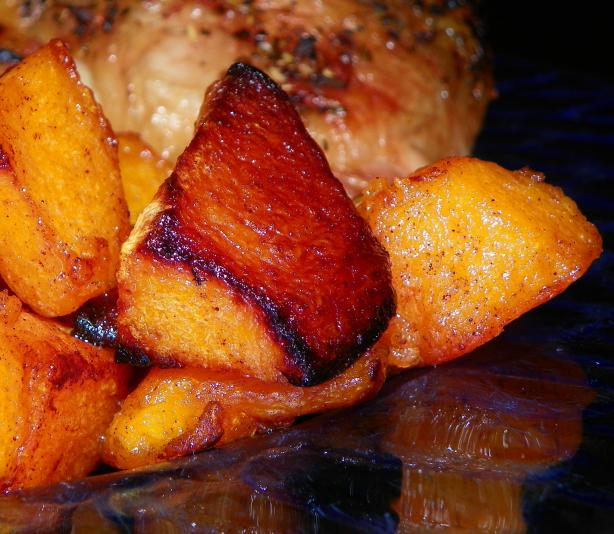 Easy Roasted Butternut Squash