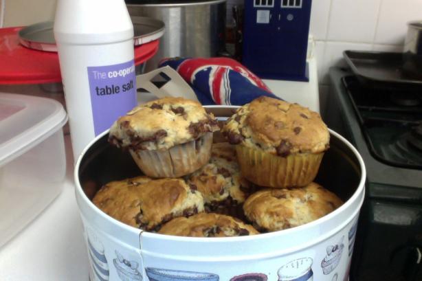 Bisquick Oatmeal Muffins