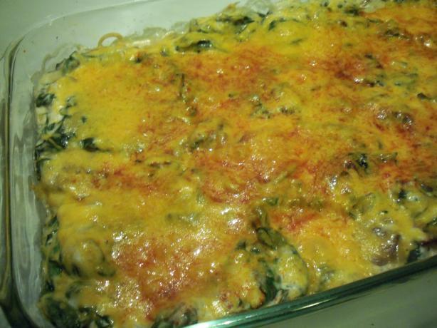 Casserole Spinach