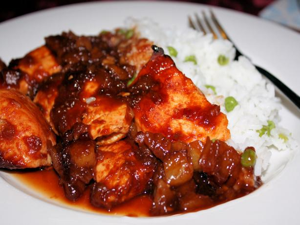 Tropical Chicken Breasts