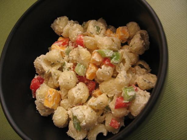 Dilled Pasta Salad