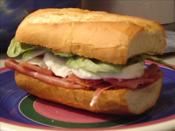 Milano Baguette Sandwich ( Prosciutto )
