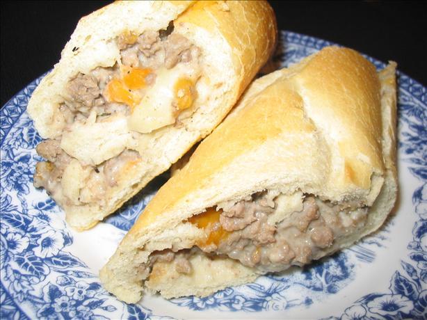 Cheesy Stuffed French Bread!