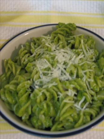 Cilantro-Lemon Pesto