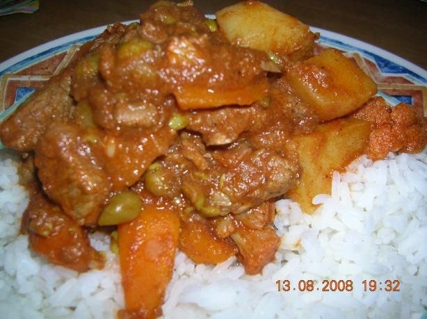 Meat Madras
