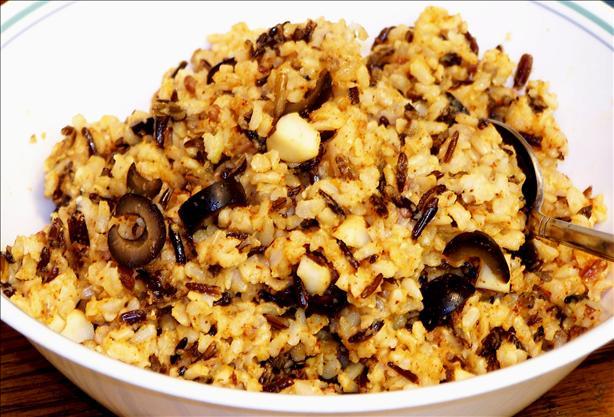 Brazilian Wild Rice Blend
