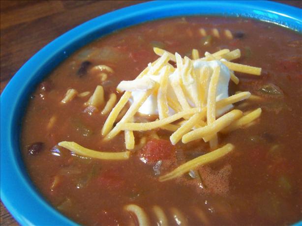 Taco Twist Soup