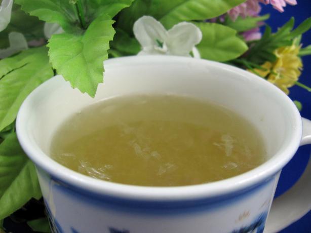 Spa Cuisine - Zesty Lemon Detox Tea
