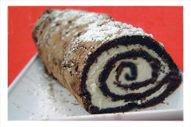 Lighter Than Air Chocolate Roll