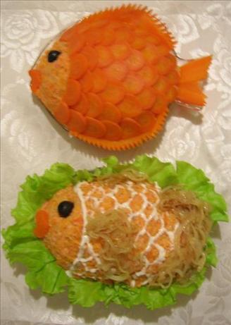 "Lettuce ""goldfish"""