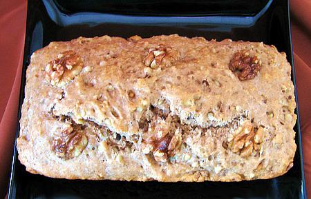 Toasted Walnut Bread
