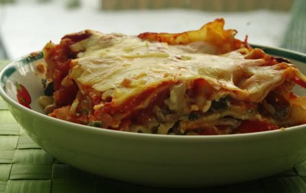 Ww Lasagna