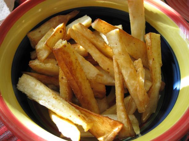 Yucca Fries - Guy Fieri