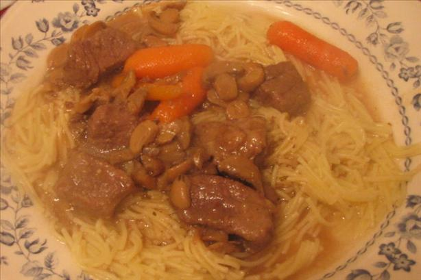 Tasty Beef Bourguignonne