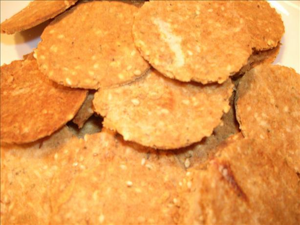 Savory Crackers (Gluten/Casein Free)
