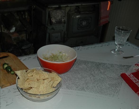 Michael's Guacamole