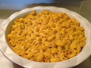 """vegan Mac Un-Cheese"""