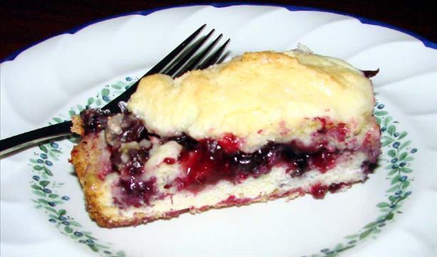 Very Blueberry Cake
