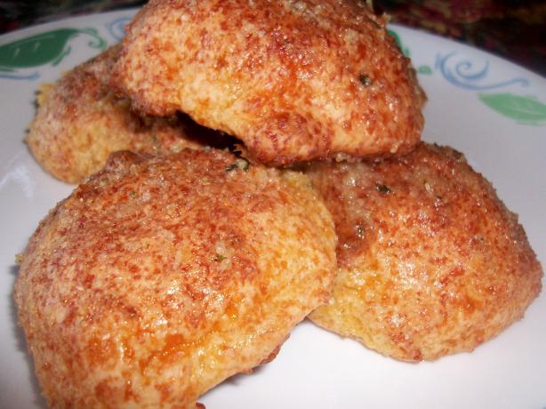 Gluten-Free Cheddar Bay Biscuits
