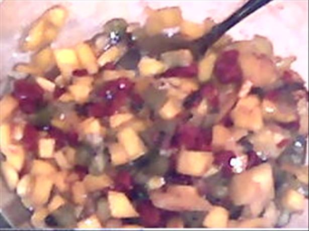 Adult Fruit Salsa