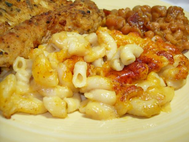 Mom's Macaroni & Cheese