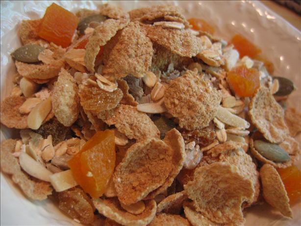Apricot Almond Muesli