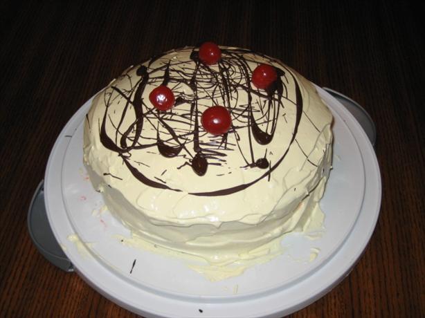 Grandma's Dreamy Cake