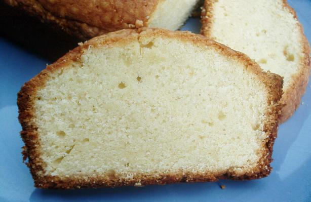 Eileen D'esterhazy Buckley's Creamy Pound Cake