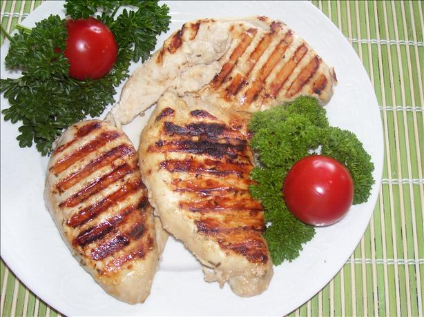 Excellent Grilled Chicken