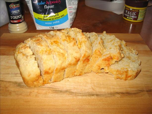 Onion Soup Bread