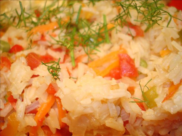 Arroz De Mexico (Mexican Rice)