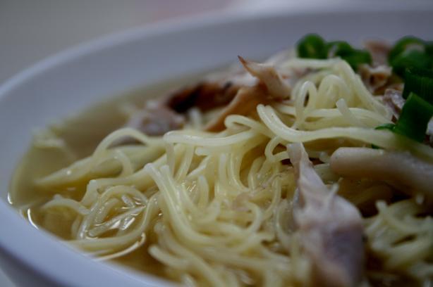 Wayne's Mennonite Noodle Soup