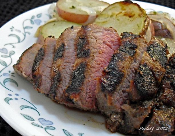 Excellent Steak Marinade