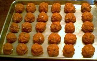 Zillion Meatballs