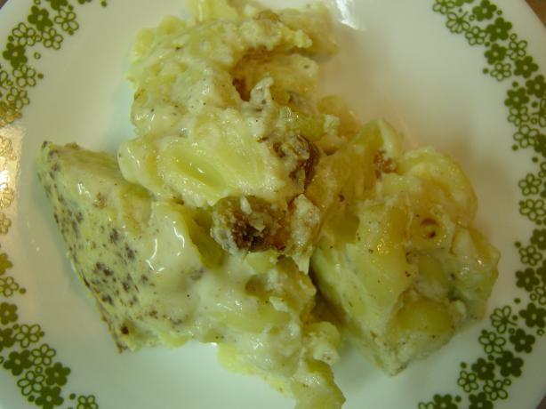 Macaroni Pudding