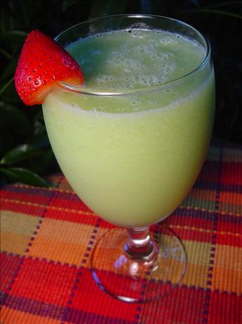 Honeydew Lime Cooler
