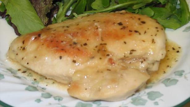 Limoncello Chicken