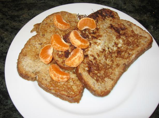 French Toast [gluten-Free, Lactose & Casein Free]