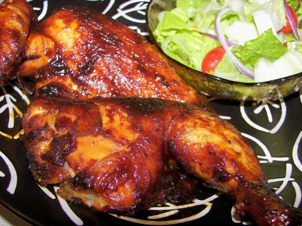 Oven-Baked, Best Ever, Juiciest Chicken