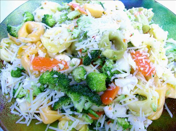 Pampered Chef Confetti Pasta Salad