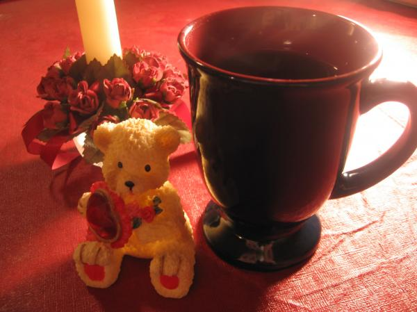 Hot Apple Tea