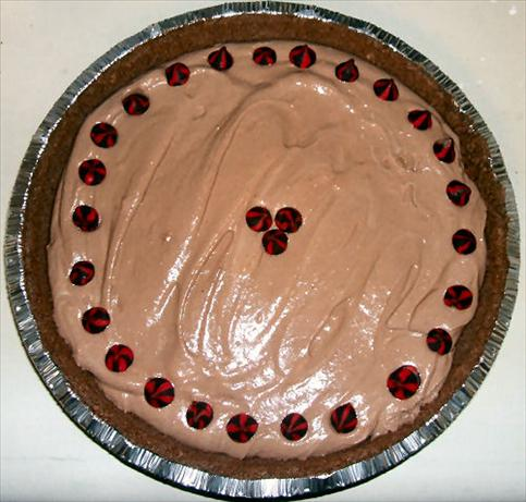 Creamy Chocolate Mousse Cheesecake (No Bake)