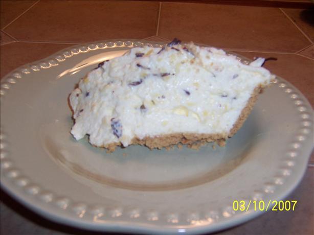 Rio Lemon Chiffon Pie