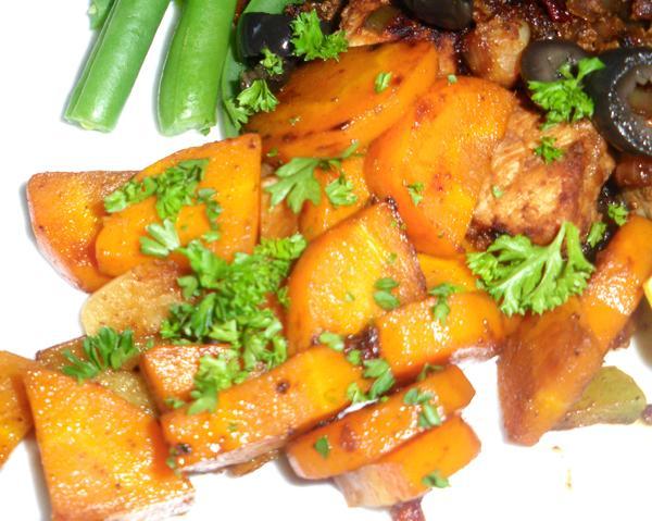 Carrots Provencale