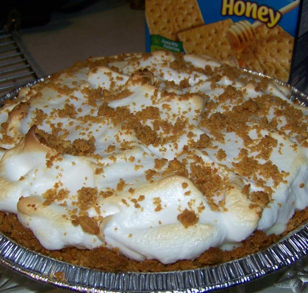 Mimi's Graham Cracker Pie