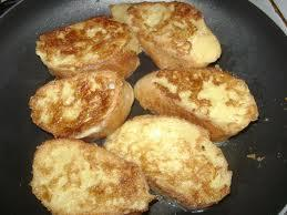 Torejas(Cuban-Version of French Toast)